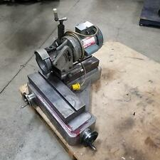 Cutter Master Inc Fcg 30 End Mill Grinder Sharpener With Air Spindle Used