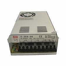 36V 10A 360W dc regulated switching led power supply cnc avec ce