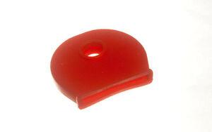 Nuevo Funda Cubierta de Llave Identificación Rojo - A Suit Casa/Armario Etc. (