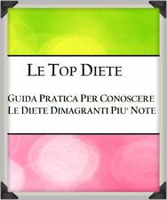EBOOK Guida Le Top Diete Dimagranti Più Note Sex Toys Falli Anal Plug Lingerie