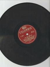 CHRISTMAS-ARTHUR GODFREY, MARION MARLOWE 1953 SILENT NIGHT 78rpm-COLUMBIA #40112