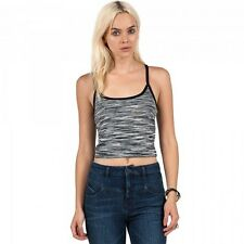 NEW VOLCOM SURF SPACED OUT TANK CAMI SLIM FIT SMALL 23-2