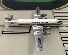 Continental Douglas DC-6B N90962/American 1/400 scale diecast Aeroclassics