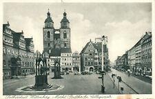 AK *  Lutherstadt Wittenberg - Markt Stadtkirche , Collegienstr. (AB)20711