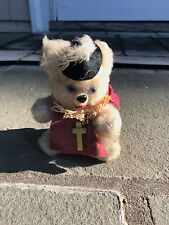 Vintage Steiff Stuffed Animal Musketeer Kings Guard With Moveable Parts No Tag