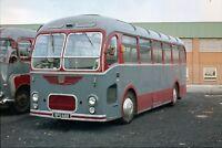 RFU 688 Syd Wood, Rotherham 6x4 Quality Bus Photo