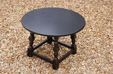 Sweet Little Turned legs Circular Coffee / Occasional Table