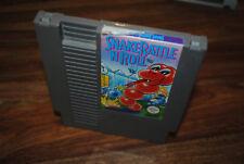 Jeu SNAKE RATTLE N ROLL pour Nintendo NES