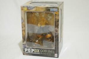 Megahouse NEO-DX God Enel 1/8 PVC Figure One Piece Portrait Of Pirates 2811