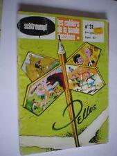 SCHTROUMPF les cahiers de la BD n° 31 - PELLOS - SPORTS - BOXE - CYCLISME -