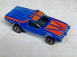 1973 Mattel Hot Wheels Redline Flying Colors Breakaway Bucket Car