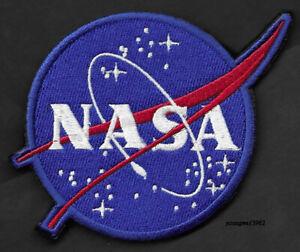 China 2021 Embroidered Badge NASA Space 太空總署徽章
