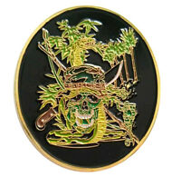 Jungle Master -JOTC Challenge Coin-0014
