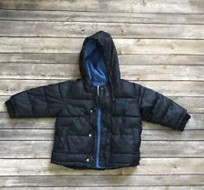 Old Navy Puffer Coat Blue Boys Size 2T