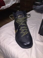 Nike Air Lebron 9 Ps Elite Black And Gold