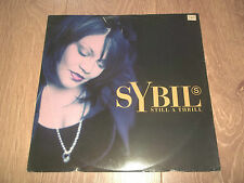 "SYBIL "" STILL A THRILL "" 12"" VINYL VG+/VG- SINGLE COLA 007T"