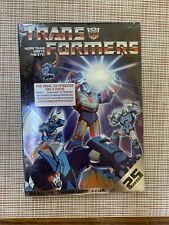 Transformers: Seasons Three and Four (DVD, 2010, 4-Disc Set, 25th Anniversary)
