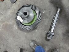 John Deere 4520 tractor rear differential gear & pinion shaft Tag #302