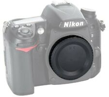 2pcs Front Covers Body Caps for Nikon F-Mount D Series Camera Potector Replaces