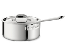 ALL-CLAD Mc2 3.5-Qt Sauce Pan MASTER CHEF 2