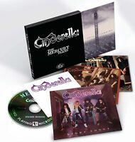 Cinderella - The Mercury Years - New 5CD Box Set
