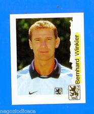 FUSSBALL BUNDESLIGA 1996-97 Figurina Sticker n. 185 - WINKLER -1860 MUNCHEN-New