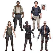 Mcfarlane The Walking Dead LOT Series 5 Maggie Glenn Zombie Merle Walker Tyreese