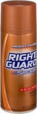 Right Guard Sport Deodorant, Aerosol, Original 8.5 oz