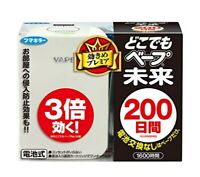 5 refills from Japan F//S Dokodemo Vape Mosquito Repellent Wrist band
