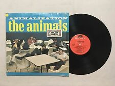 THE ANIMALS ANIMALIZATION 1986 MONO USA RELEASE LP