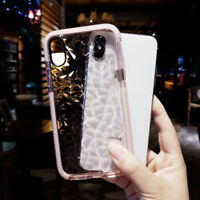Clear Diamond Soft Case Cover For iPhone 12 Mini 12 Pro Max 11 XR X XS 7 8 Plus