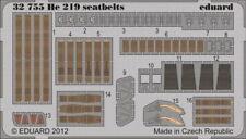 Eduard 1/32 He 219 Uhu Seatbelts (Revell) 32755