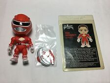 The Loyal Subjects vinyl Toys r us exclusive Movie MMPR Chase Red Ranger 1/96HTF