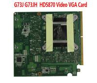 G73_MXM HD5870 1GB 216-0769008 Video Card for ASUS G73JH VGA Card Graphics Card