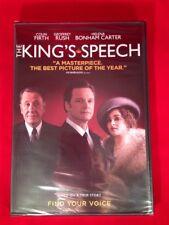 The Kings Speech (DVD, 2011) BRAND NEW, SEALED.