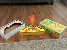 Very Rare Vintage Matel Catch'em Game #5445 1969