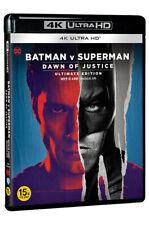 (Presale) Batman v Superman: Dawn Of Justice - 4K UHD only Edition / Remastered
