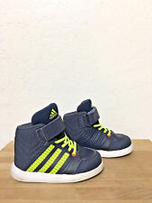 Adidas Kids Shoes Sporty Jan Ankle B23912 Toddler Ortholite Hi Top Sneakers 6K