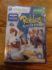 Rabbids: Alive & Kicking (Microsoft Xbox 360, 2011)