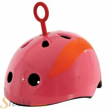 Childrens Teletubbies Po Ramp Style Skate Scooter Bike Antenna Safety Helmet