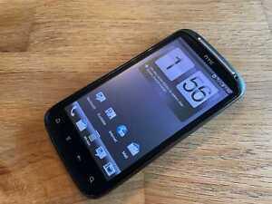 🔥 HTC Sensation schwarz 12 Mon Gewährleistung GUTER ZUSTAND vom Fachhändler✅