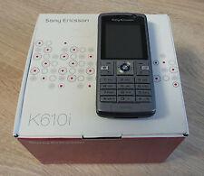 Sony Ericsson K610i Urban Silver Silber K610 Tastenhandy Defekt #269#