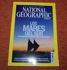 Revista NATIONAL GEOGRAPHIC España - MARZO 2008 - MIGRACIONES, LOS MARES DEL SUR