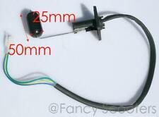 3-wires Gasolina Sensor con / Cuadrado Conector para Todos Major Marcas