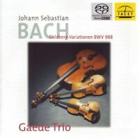 Gaede Trio - Bach Goldberg Variations [CD]