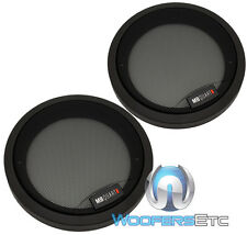 """MB QUART 5.25"""" PROTECTIVE GRILLS FOR COMPONENT COAXIAL SPEAKERS GERMANY MADE NEW"""