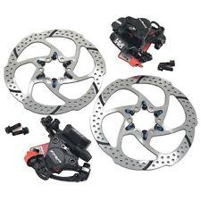 Fast Shipping TRP HY/RD Road Hydraulic Disc Brake Set 160mm w/ Rotor (F+R),Black