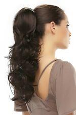 New Hairpiece Wigs Jon Renau Foxy Clip On Wigs Brown Auburn Highlight New Wig
