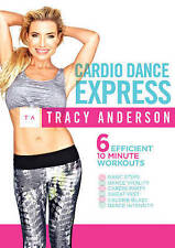 Tracy Anderson: Cardio Dance Express (DVD, 2015)