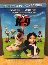 K-9 World Cup (Blu-ray + DVD, 2017) Spanish & English Versions